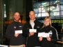 Athlete Cheque Presentations