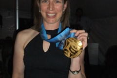 Becky Kellar Womens Hockey Gold Medalist