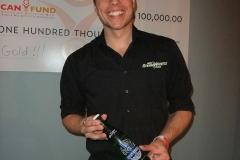 Evening Sponsor - SteamWhistle Bartender Brendon