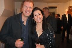Phil Jones and Karen Stemmle