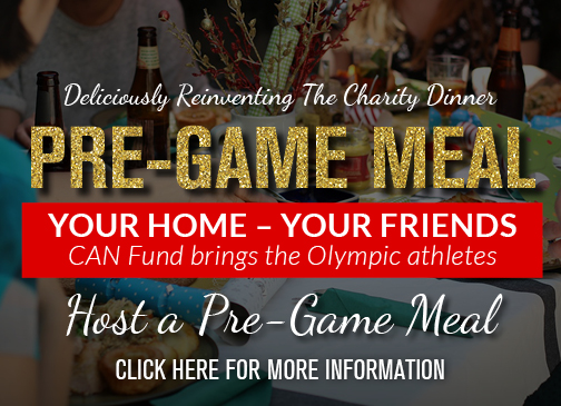 CANFund-Pregame meal