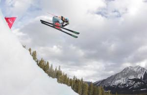 Kelsey Serwa - Ski Cross - Actionshot