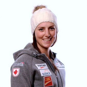 Kelsey Serwa - Ski Cross - Head shot
