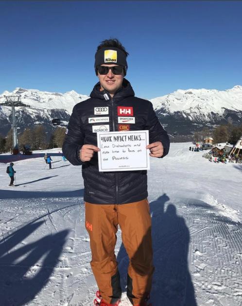 Jack Leitch - Para-Alpine