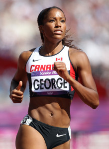 Phylicia George - 100mH